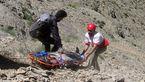 نجات جوان 27 ساله در ارتفاعات سد میمه شهرستان دهلران