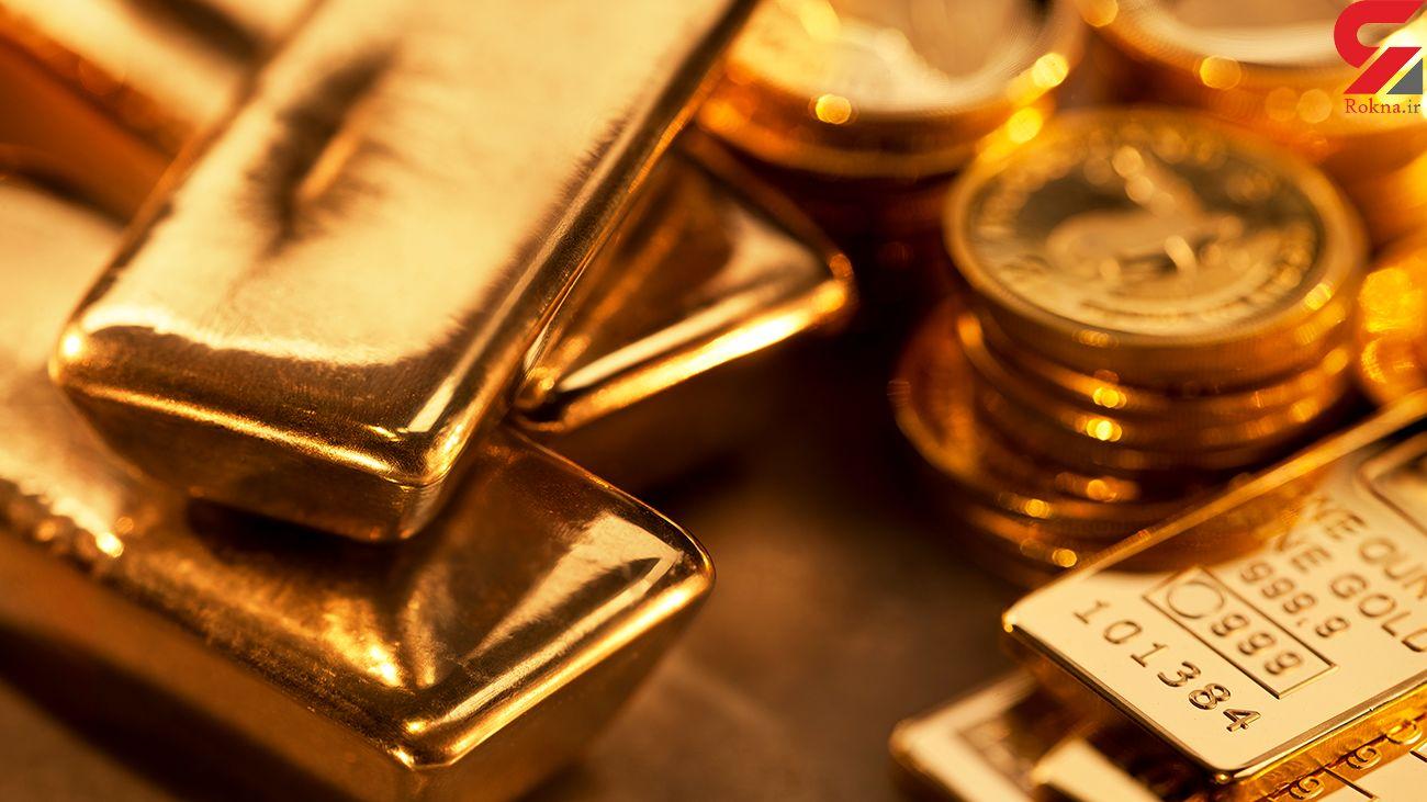 قیمت جهانی طلا امروز سه شنبه 28 مرداد 99