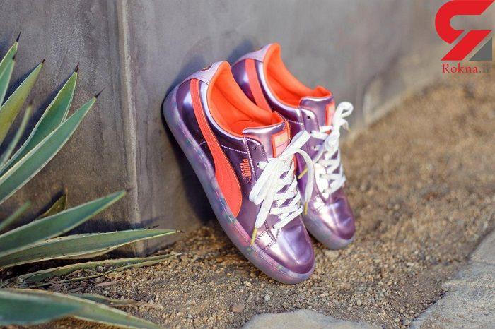 کفش هایی با الهام از میوه های تابستانی+تصاویر