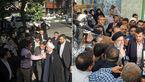 فیلم لحظه حضور  روحانی و رئیسی پای صندوق های  انتخابات ریاست جمهوری! + عکس