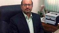 خاکسپاری شهید دکتر یحیوی + عکس