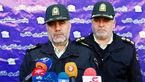 450 دستگاه خودروی مزاحم در تهران توقیف شدند