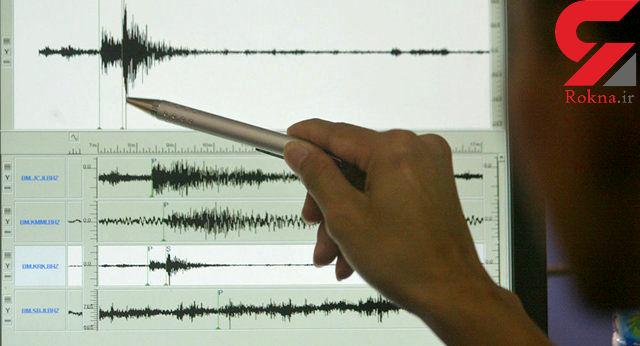 وقوع زلزلهای بالای ۶ ریشتری در کشور هر ۱۰ سال یکبار