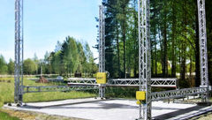 بزرگترین پرینتر سه بعدی ساختمانی توسط روس ها ابداع شد