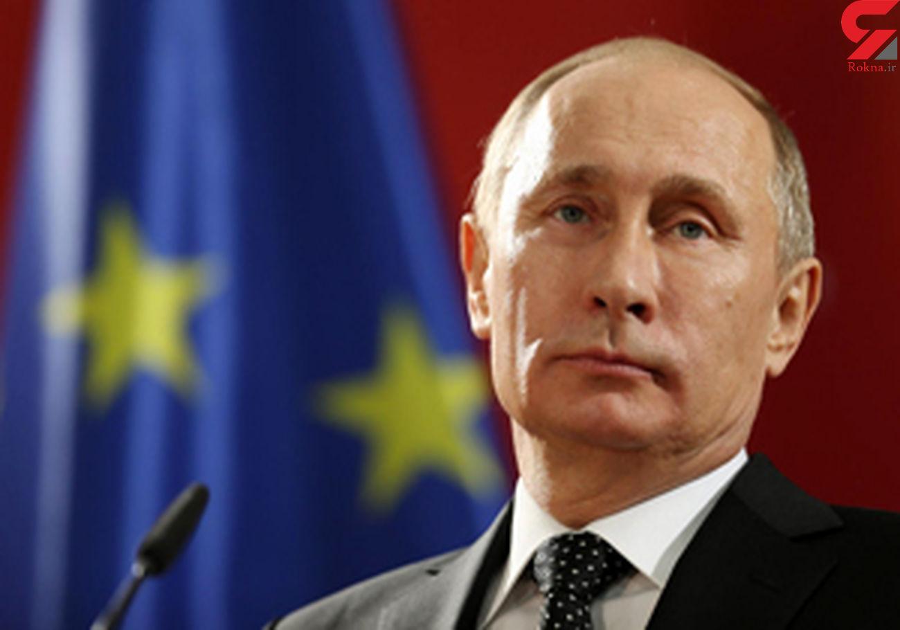 پوتین: همکاری ایران، روسیه و ترکیه باعث پیشرفت در حل بحران سوریه شد
