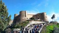 قلعه فلک الافلاک در خطر فروریختن! + جزییات