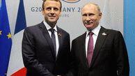 Putin, Macron Urge 'Collective Efforts' to Preserve JCPOA