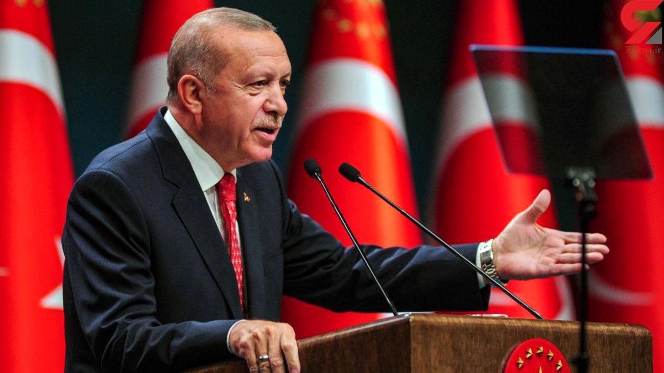 طعنه اردوغان به مکرون