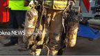 اولین نشانه ها از نزدیک شدن به دو آتش نشان دیگر / کشف دو کپسول آتشنشانی در آوارهای پلاسکو + عکس