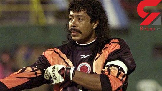 فوتبالیستهای بزرگ معتاد به مواد مخدر + تصاویر