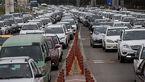 وضعیت ترافیکی همه معابر تهران در چهارمین روز از خرداد