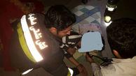 معجزه در صحنه مرگ پسر 20 ساله اصفهانی+عکس