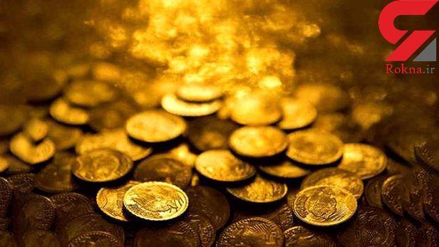 نرخ طلا و سکه در ۲۵ بهمن ماه ۹۷ + جدول