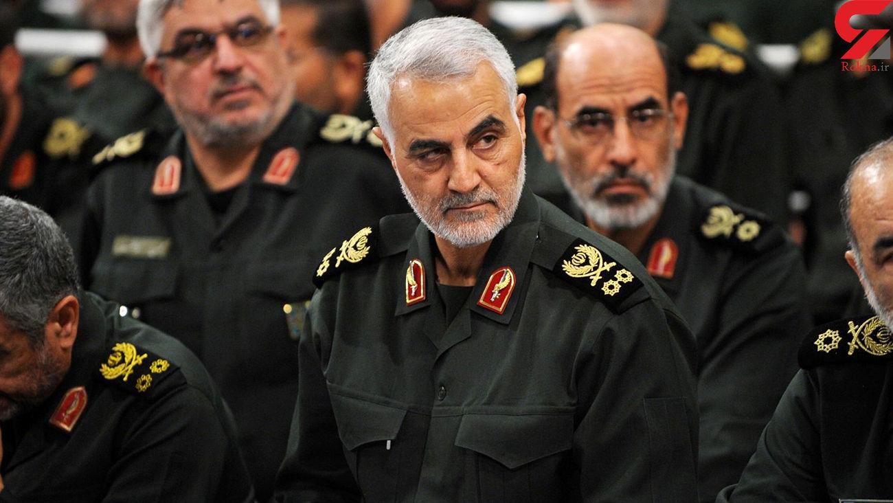 حماس: شهادت سردار سلیمانی انرژی مضاعفی به جبهه مقاومت داد