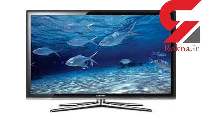 قیمت انواع تلویزیون های سامسونگ در تاریخ 18 خرداد