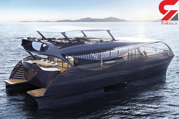سولار ایمپکت؛ اولین قایق تفریحی برقی با پنل خورشیدی معرفی شد