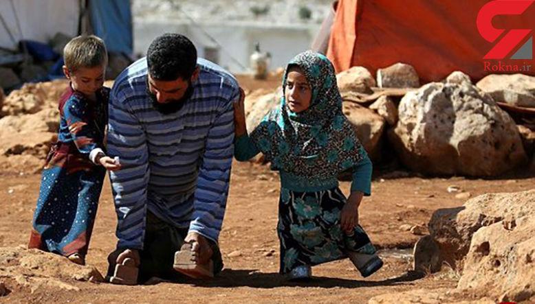 روایت دردناک دختربچه معلول سوری که پزشک ترک زندگی دوباره ای به او بخشید+ عکس