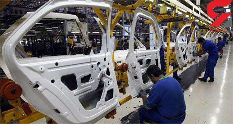 زیان هنگفت خودروسازان از تولید