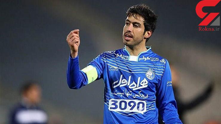 خسرو حیدری فردا از دنیای بازی در فوتبال خداحافظی می کند
