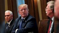 مخالفت ترامپ با اظهارات بولتون درباره مداخله نظامی در ونزوئلا