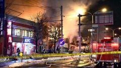 انفجار در رستورانی در ژاپن/ 42 نفر زخمی شدند
