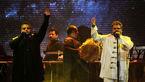 اولین کنسرت 96 کاکو بند در تهران
