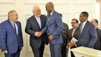 وزرای خارجه ایران و توگو دیدار کردند