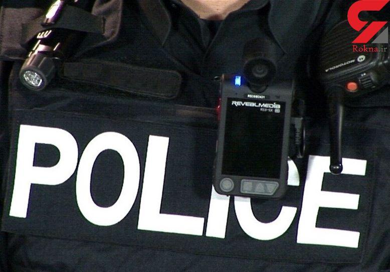 پلیس تهران به دنبال توسعه نصب دوربینهای لباس پلیس