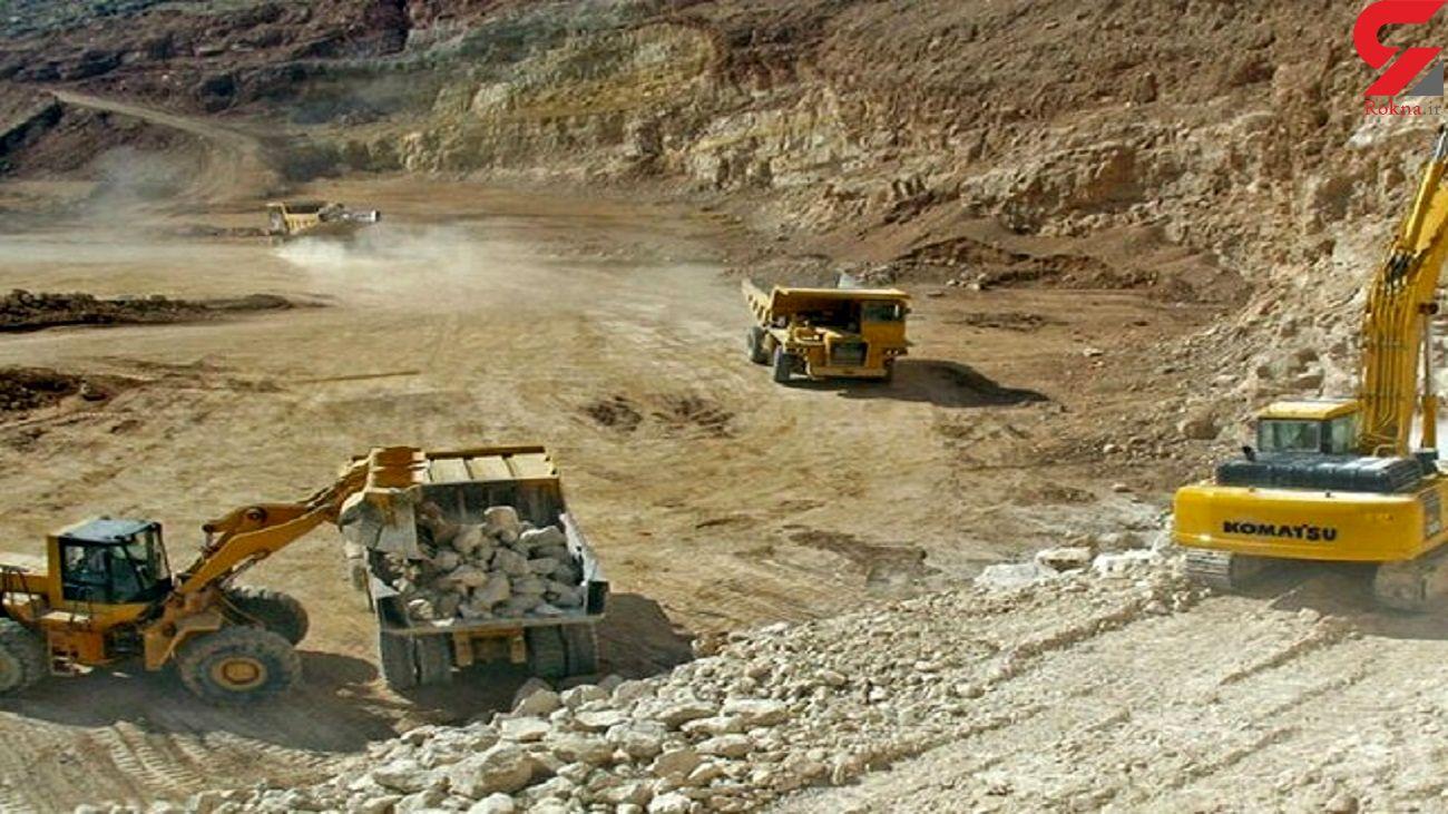 یک معدن طلای جدید در خراسان رضوی شناسایی شد