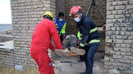 کشف جسد مرد 40 ساله در چاه 60 متری / در سبزوار رخ داد + عکس