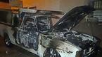 آتش کینه با آتش سوزی خودروی مرد کرمانشاهی خاموش شد
