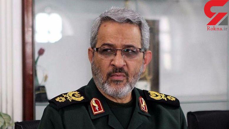 جانشین فرماندهی کل سپاه در قرارگاه مرکزی امنیتی امام علی (ع) منصوب شد