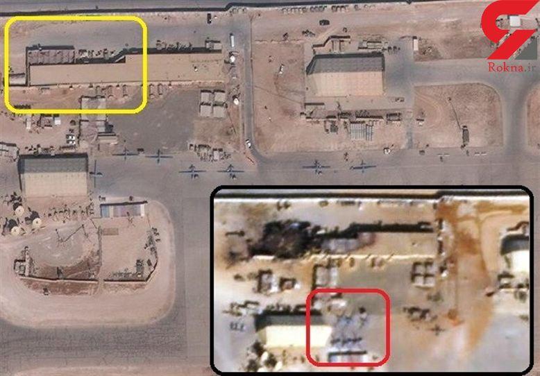 پنجمین شکست پهپادی آمریکا از ایران/ موشکهایی که «چشم شیطان» را کور کرد+ تصاویر