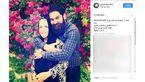 سجده شکر خواننده معروف به خاطر تولد مادرش + عکس