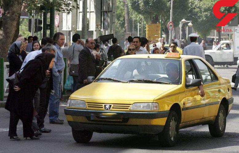 جزئیات برقی کردن تاکسیهای تهران تشریح شد