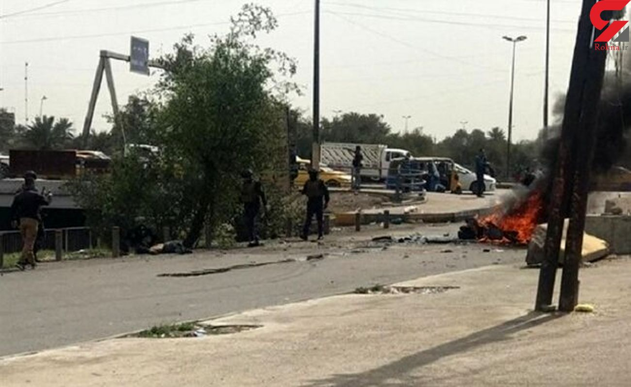 2 killed, 10 wounded in Mosul, Diyala explosions