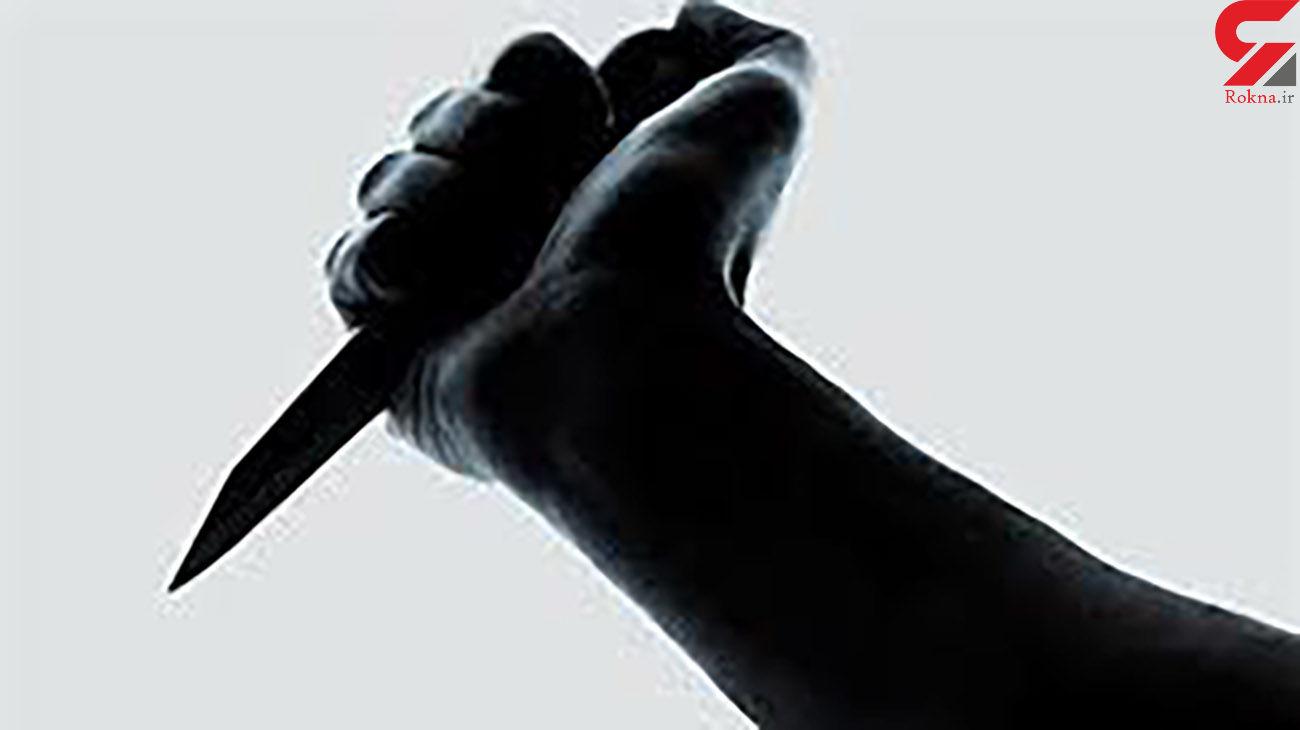 مرد بی رحم زن همسایه را کشت و قلبش را خورد + عکس