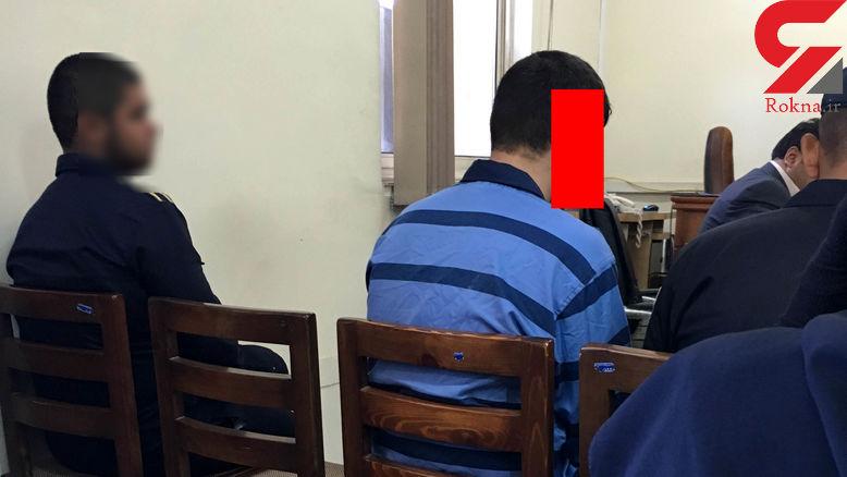 حمزه و 7 پسر 18 ساله بلای جان تهرانی ها شدند+ عکس