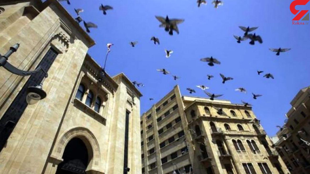 موافقت با استعفای 7 نماینده لبنان