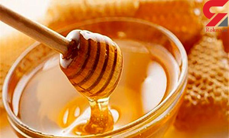 ۱۴ تن عسل تقلبی در سرعین یافت شد