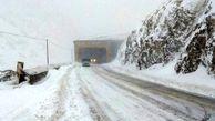 هشدار پلیس/ برف 18 جاده کشور را فرا گرفت