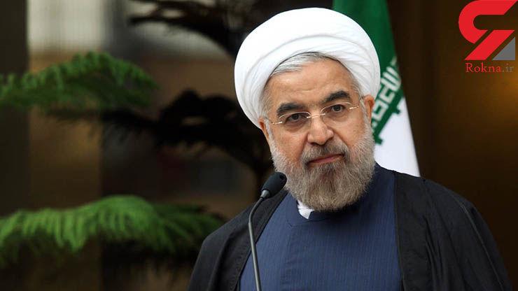 دستور روحانی به وزیر کشور برای رسیدگی در حادثه ساختمان پلاسکو