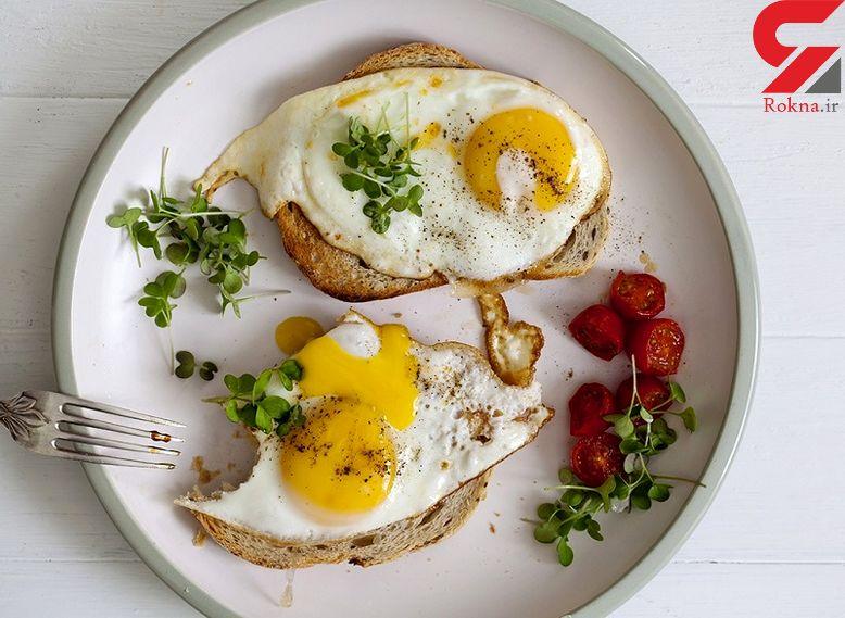 لاغری و کاهش وزن با 10 صبحانه رژیمی+ فرمول ناب