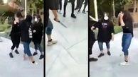 نمایش ترسناک خشونت در قمه کشی دختران نوجوان !