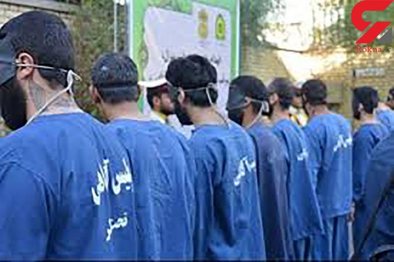 باند سازمان یافته قاچاق نفت کوره در یزد متلاشی شد
