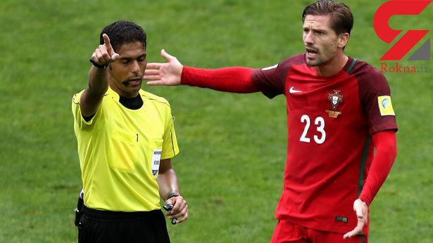 داور سعودی جام جهانی را از دست داد / او پیشنهاد رشوه داده بود