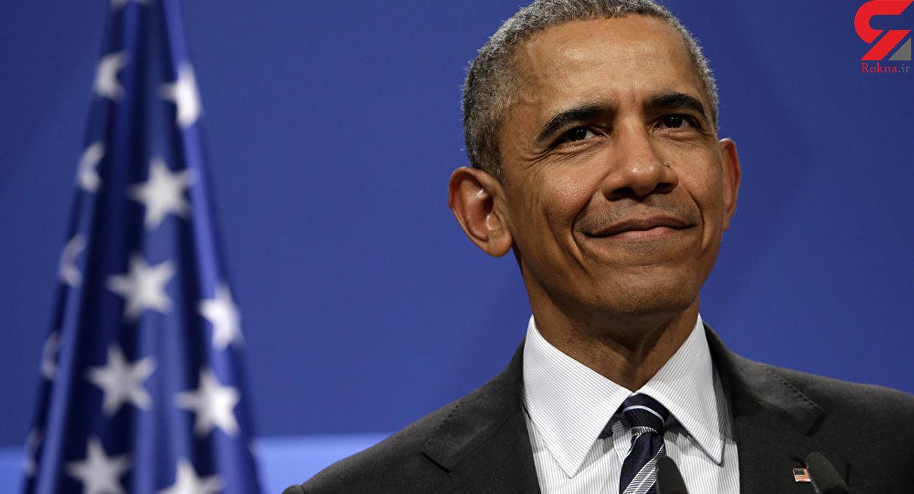 اوباما: میتوان ترامپ را به زور از کاخ سفید بیرون انداخت!