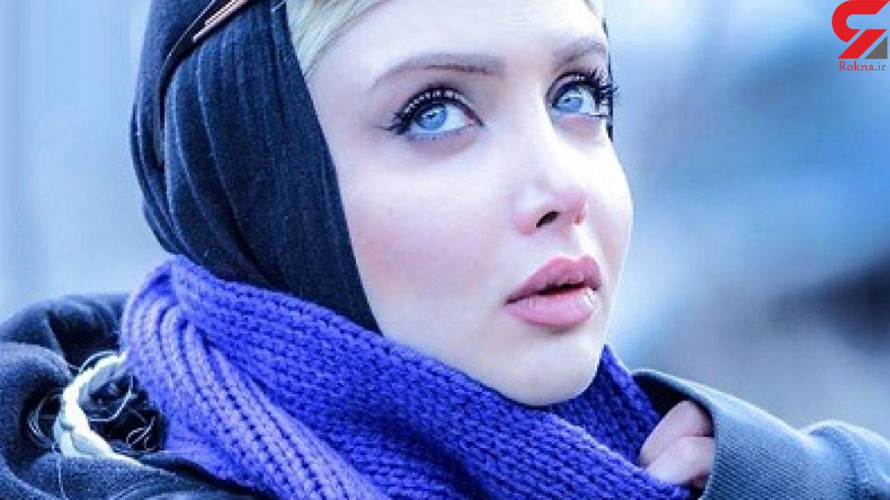 عاشقی نهال سلطانی با بازیگر مرد سرشناس / خانم مدل فاش کرد + عکس