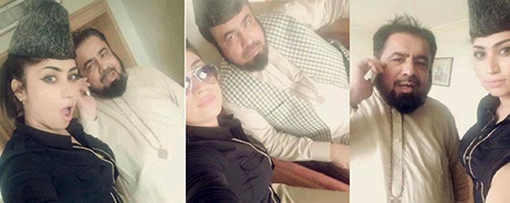 کشته شدن مدل زن به خاطر سلفی شوم با یک مرد + عکس