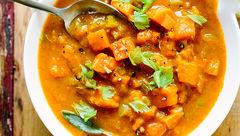 خوراک پاییزی مخصوص گیاهخواران+دستور تهیه